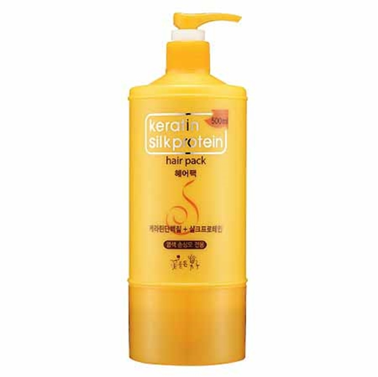 Picture of Keratin Silkprotein Hair Pack (Conditioner)