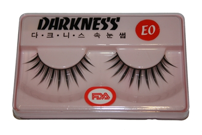 Picture of Darkness Eyelashes - EO Style