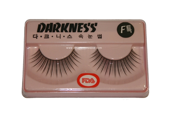 Picture of  Darkness Eyelashes - F Style