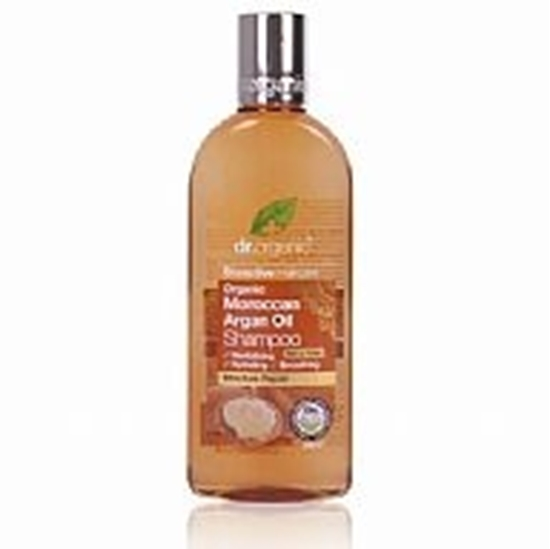 Picture of  Dr Organic Shampoo -Moroccan Argan Oil