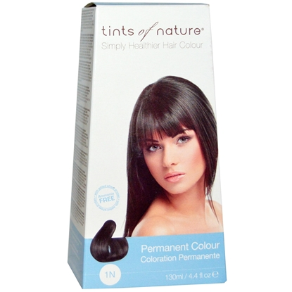 Picture of Tints of Nature Hair Colour Black 1N - 120ml