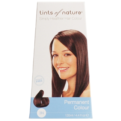 Picture of Tints of Nature Hair Colour - Dark Brown 3N 130ml