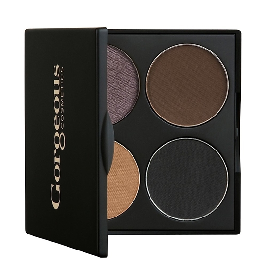 Picture of 4 Pan Palette - All In One Brown Eyes
