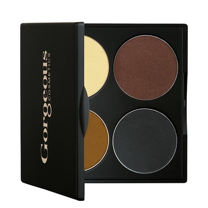 Picture of 4 Pan Palette - Composing Colour Blue Eyes