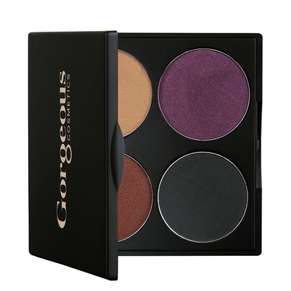 Picture of 4 Pan Palette - Composing Colour Green Eyes