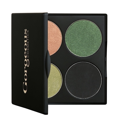 Picture of 4 Pan Palette - Composing Colour Seasonal Eyes
