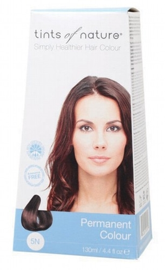 Picture of  Tints of Nature Hair Colour - Light Brown 5N 130ml