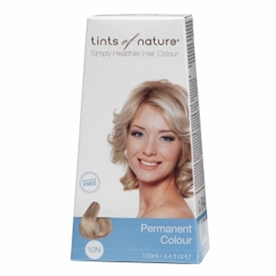 Picture of Tints of Nature Hair Colour - Platinum Blonde 10N 130ml