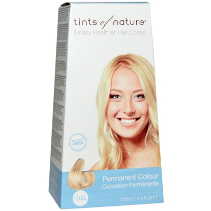 Picture of Tints of Nature Hair Colour - Xtra Light Blonde 10XL 130ml