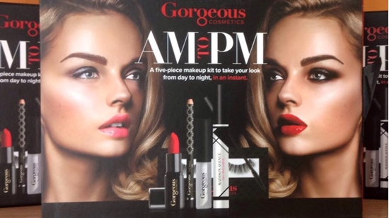 Picture of Gorgeous Cosmetics - AM to PM Makeup Kit