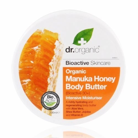 Picture of Dr Organic Manuka Honey Body Butter