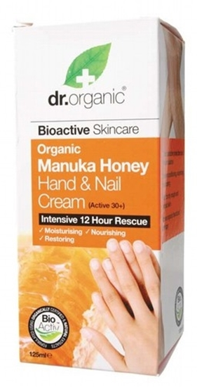Picture of  Dr Organic Manuka Honey Hand & Nail Cream