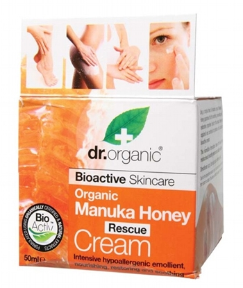 Picture of Dr Organic Manuka Honey Rescue Cream