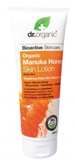 Picture of  Dr Organic Manuka Honey Skin Lotion