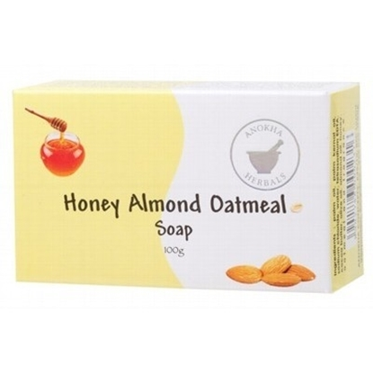 Picture of Anokha Soap Honey & Almond