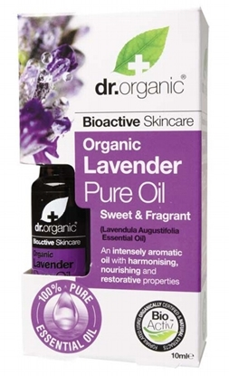 Picture of Dr Organic Lavender Pure Oil