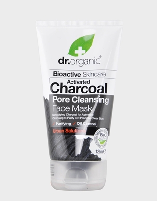 Picture of Dr Organic Activated Charcoal Pore Cleansing Face Mask